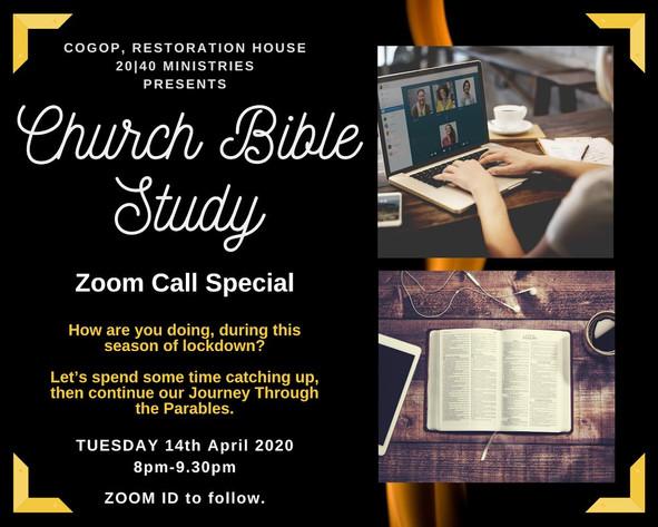 Church Bible Study