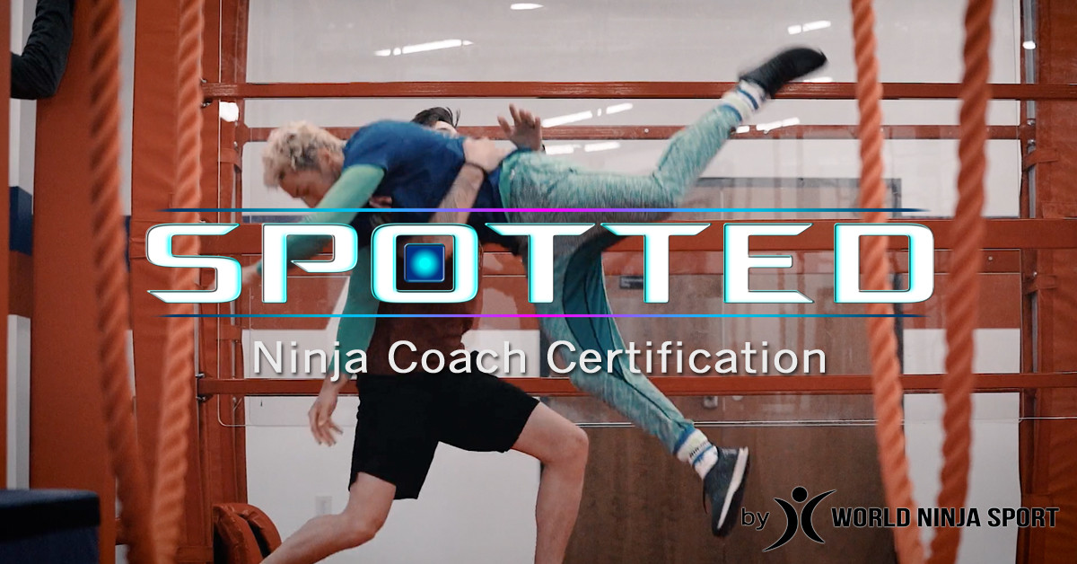 SPOTTED - Ninja Coach Certification 1.jp