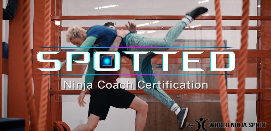 SPOTTED - Ninja Coach Certification 1.jp