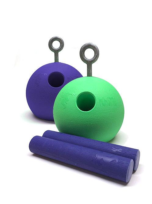 The Poly Peg Ball Bundle