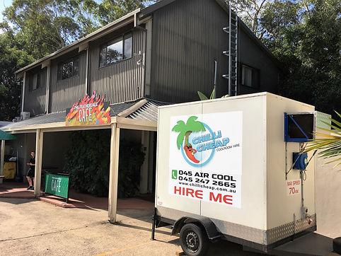 sydney coolroom hire