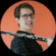 Blockflötenlehrer Johannes Knoll