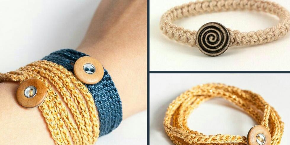 Spring Break Art Camp: Friendly Crochet