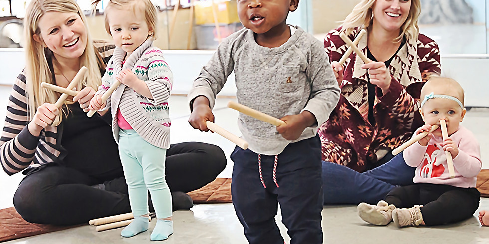 SOLD OUT: Summer Art Camp: Music Together®