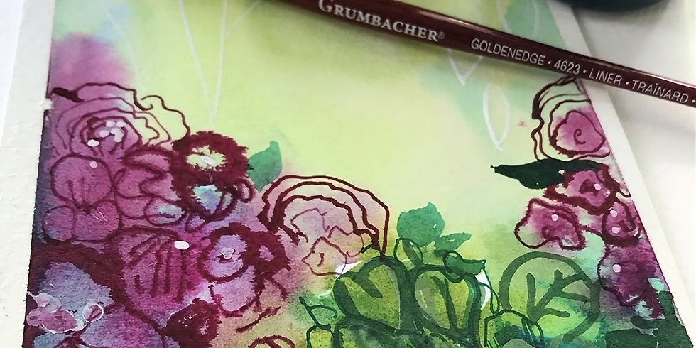 Brighten Your Day With Inks - Nov. 19