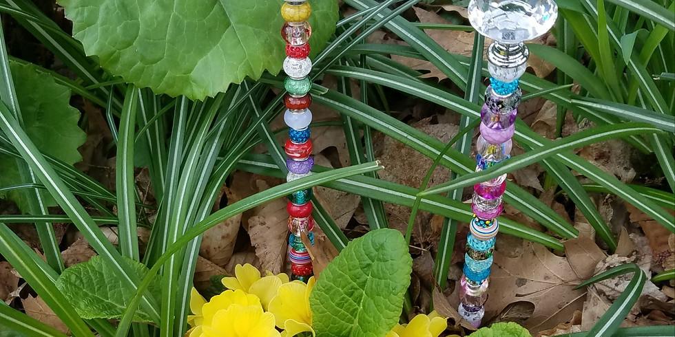 Give & Receive: Garden Fairy Wand