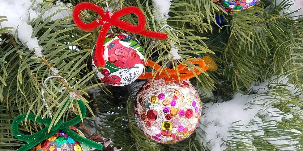 Dec. 13 Ornament Drop-In