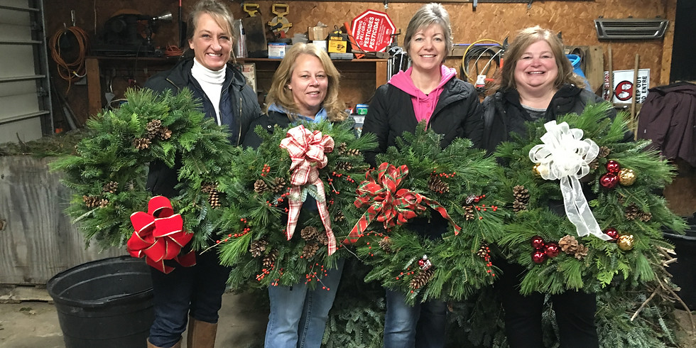 Wreath Making- SOLD OUT