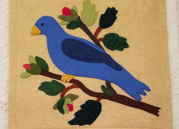 Gretchen Allen - Bird on a Branch