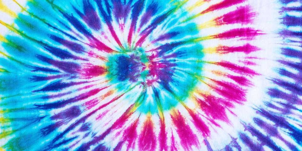Summer Art Camp: June 25 Tie-Dye 101