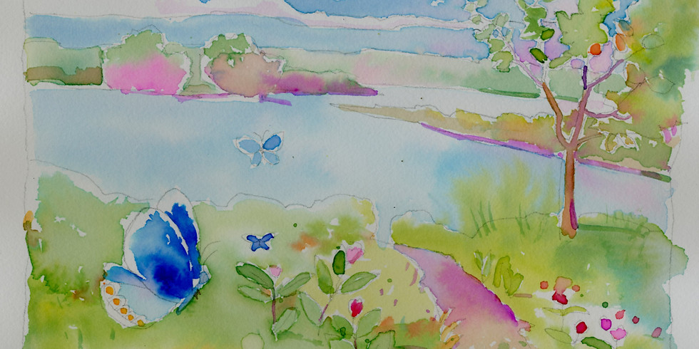 Intro to Plein Air Painting