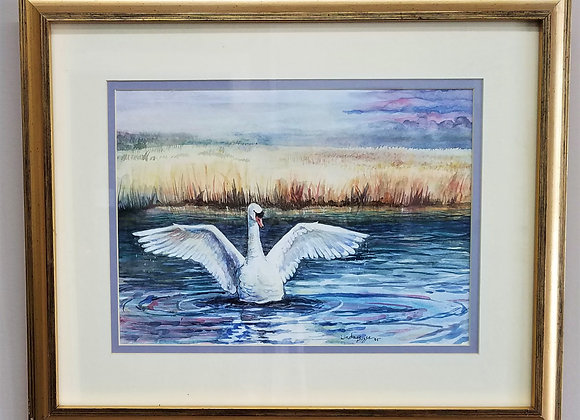 Linda Busse - Spreading His Wings