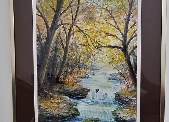 Linda Busse - Watercolor