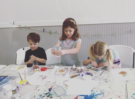 2020 Spring Break Art Camps