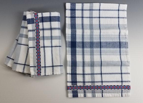 Carol Schrand - Plaid Hand Towels