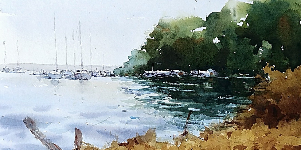 Watercolors on Location with Eric Michaels, NWS