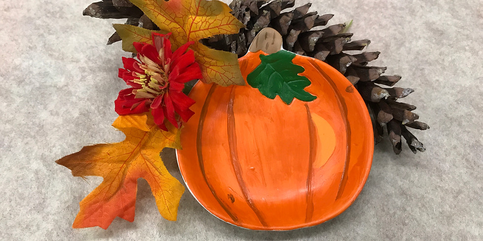 Fall Craft Drop-In: October 24