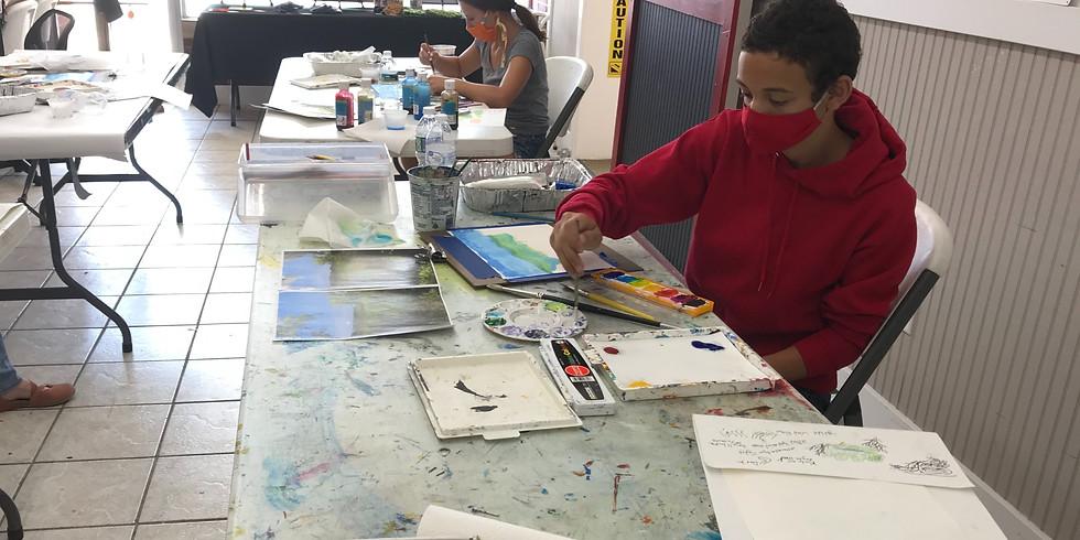 Open Studio: Fall into the Arts