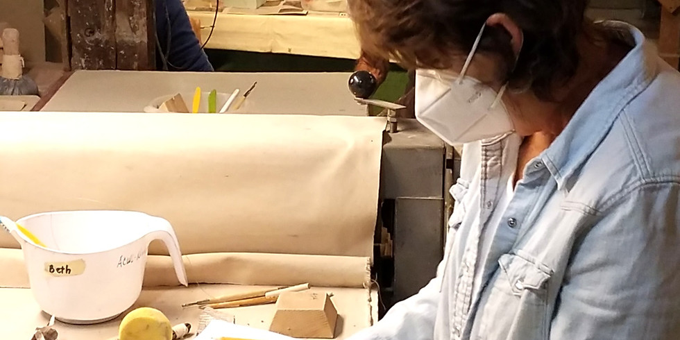 Intro to Handbuilding with Kathy Rogers