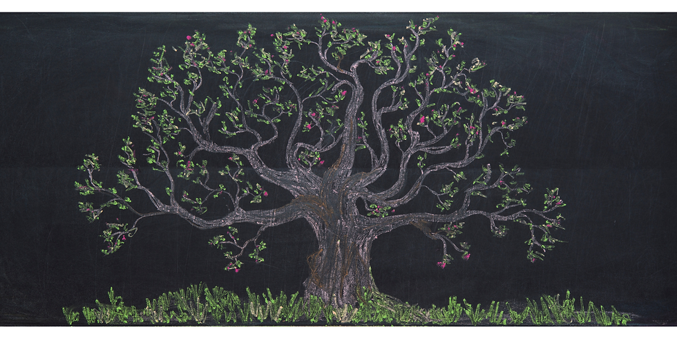 Summer Art Camp: Trees with Personality