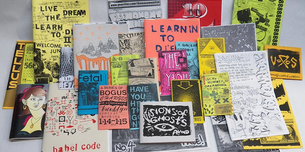 Summer Art Camp: Handcrafted Artist Books