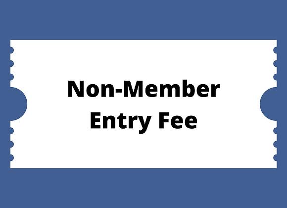 Non-Member Entry Fee