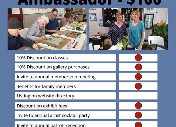 Ambassador Membership