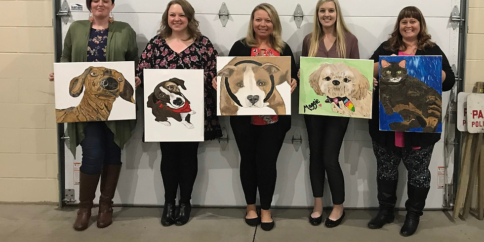SOLD OUT: Paint your Pet