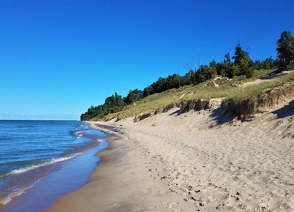 Beach Landscape Painting Kit