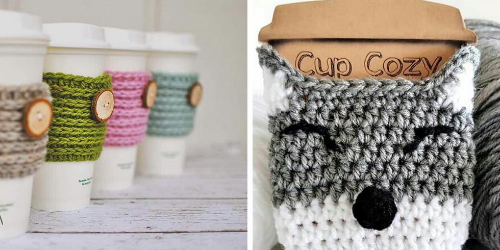 Crochet Basics: Cup Cozy