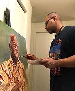 Lester White, artist