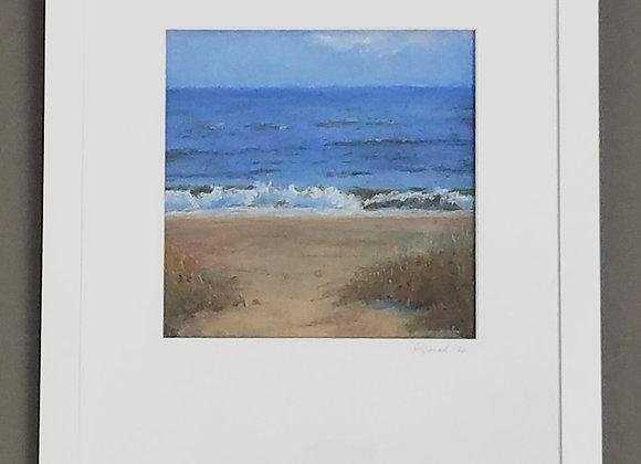 Patti Groessel - Water Pastel