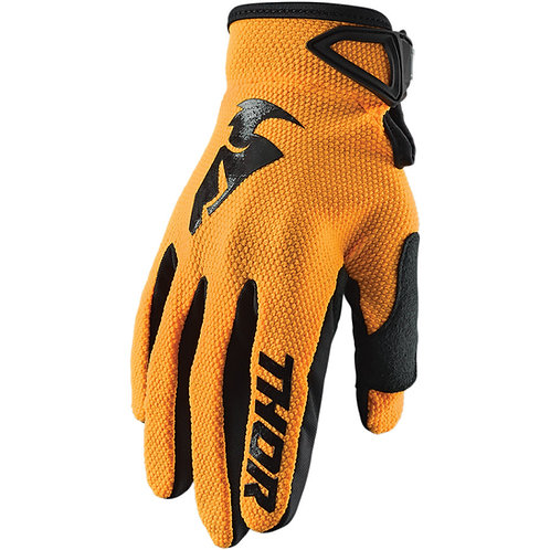 THOR SECTOR GLOVES - ORANGE