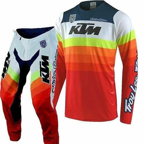 TROY LEE DESIGNS TLD SE PRO KTM RACE KIT