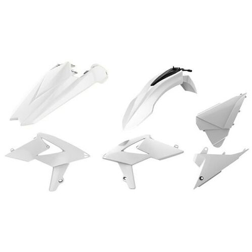 POLISPORT PLASTIC KIT KIT BETA RR 18-19 WHITE