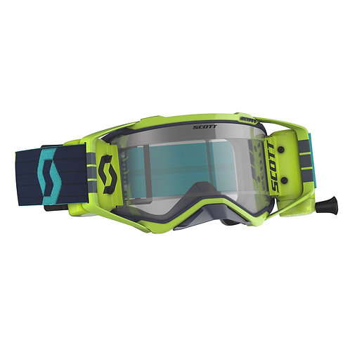SCOTT PROSPECT WFS ROLL OFF GOGGLES BLUE/YELLOW