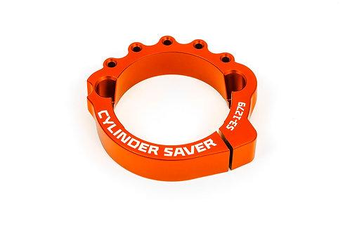 S3 CYCLINDER FLANGE SAVER - ORANGE KTM 17-21