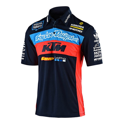 KTM TEAM PIT SHIRT TLD TROY LEE DESIGNS