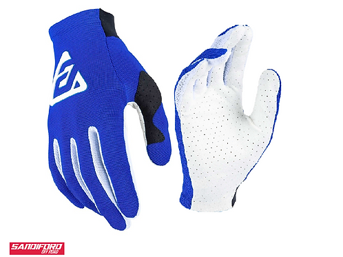 2021 ANSWER (YOUTH) AR2 BOLD GLOVES - BLUE