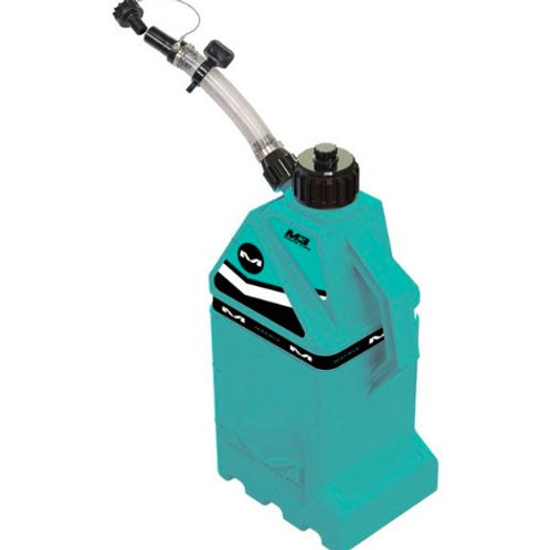 MATRIX M3 FUEL CAN - TEAL