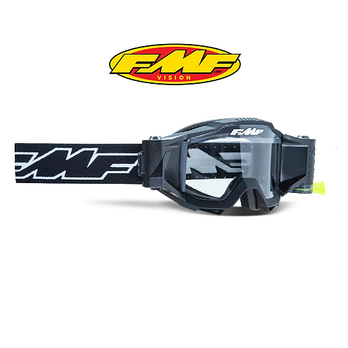 FMF POWERBOMB YOUTH GOGGLES - ROLL OFFS