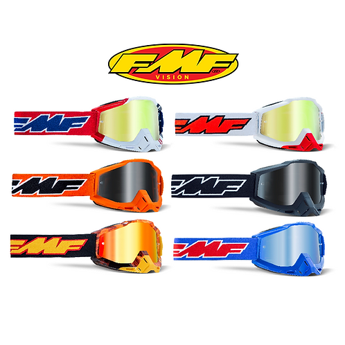 FMF POWERBOMB ADULT GOGGLES - MIRROR LENS