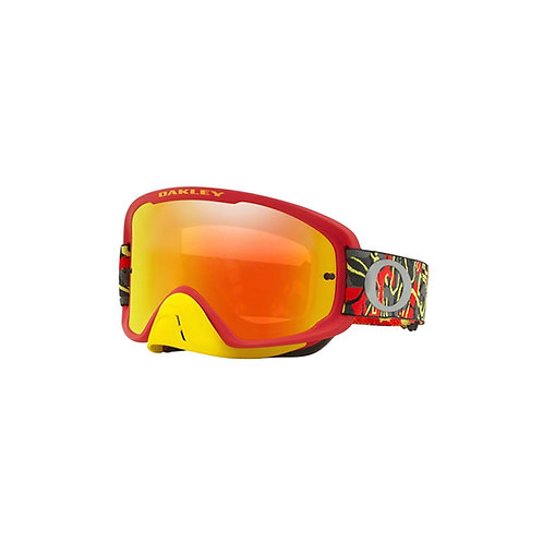 OAKLEY O FRAME 2.0 RED/YELLOW