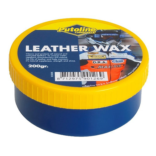 PUTOLINE LEATHER WAX - 200G