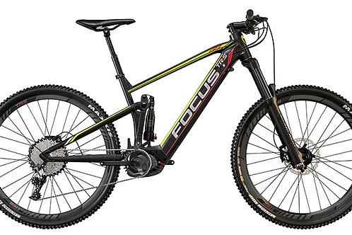 NEW TRS/FOCUS 27.5 ELECTRIC MOUNTAIN BIKE - LARGE FRAME
