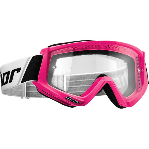 THOR COMBAT GOGGLES ADULT - FLO PINK