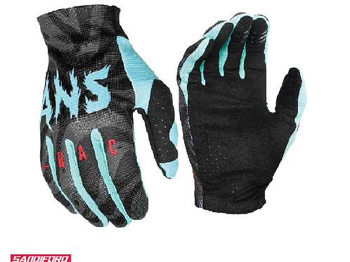 2021 ANSWER (YOUTH) AR2 HYPNO MUTEON GLOVES - BLUE