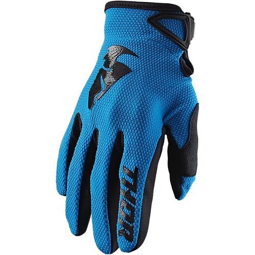 THOR SECTOR GLOVES - BLUE