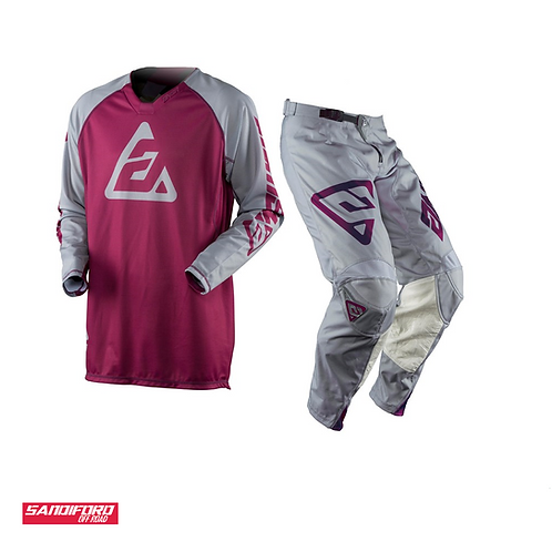 ANSWER ELITE KIT - BERRY / GREY