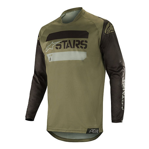 ALPINESTARS ADULT RACER JERSEY SIZE MEDIUM - SALE